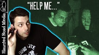 """Why Ghosts Say """"Help Me!"""" on EVP Recordings"""