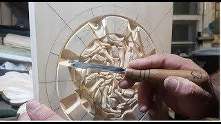 Геометрическая резьба по дереву для начинающих. Инструменты для резьбы по дереву