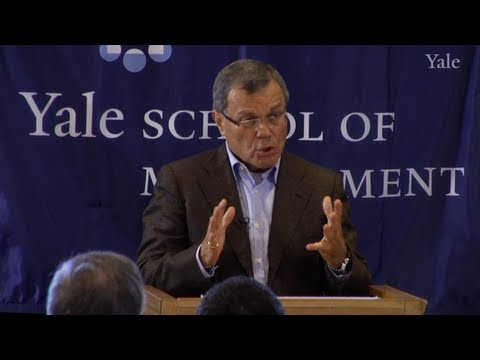 Sir Martin Sorrell: Building a global brand