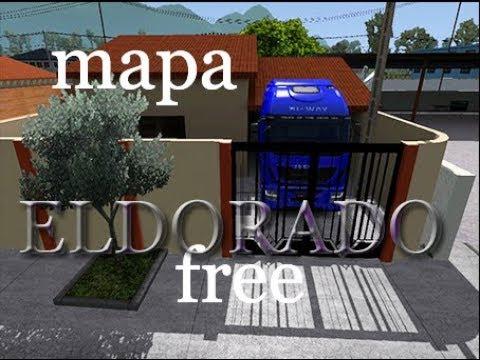 download   mapa eldorado free  ets2 1 28