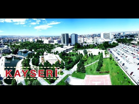 Sempatik Şehir Kayseri (HD) / Turkey in Kayseri City