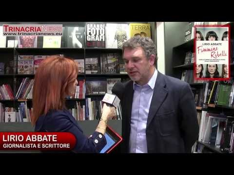 Lirio Abbate (videointervista)