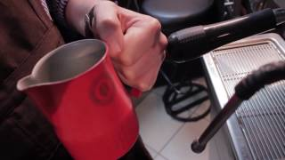 Как Взбивать Молоко - ЛАТТЕ ! ( New! ) / How to Beat Milk - LATTE ! (New!)