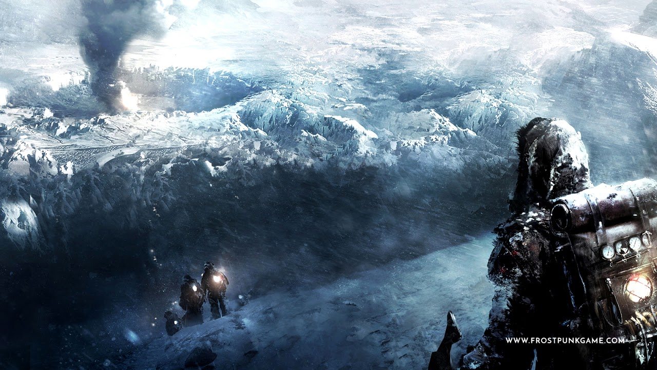 Frostpunk 2018 Game Wallpapers: Frostpunk OST: Storm Theme [extended]