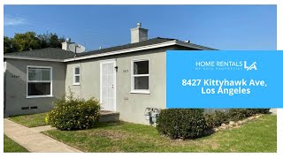 8427 Kittyhawk Ave, Los Angeles