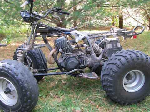 yamaha moto 4 80 wiring diagram 1998 jeep grand cherokee car stereo 80cc 62 schwabenschamanen de restoration and modification part 1 youtube rh com