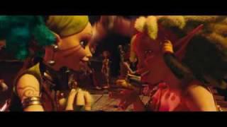 Artur i zemsta Maltazara / Arthur et la vengeance de Maltazard (2009) trailer*