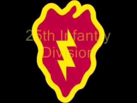 WW2 U.S Infantry Division Insignias 1st - 40th
