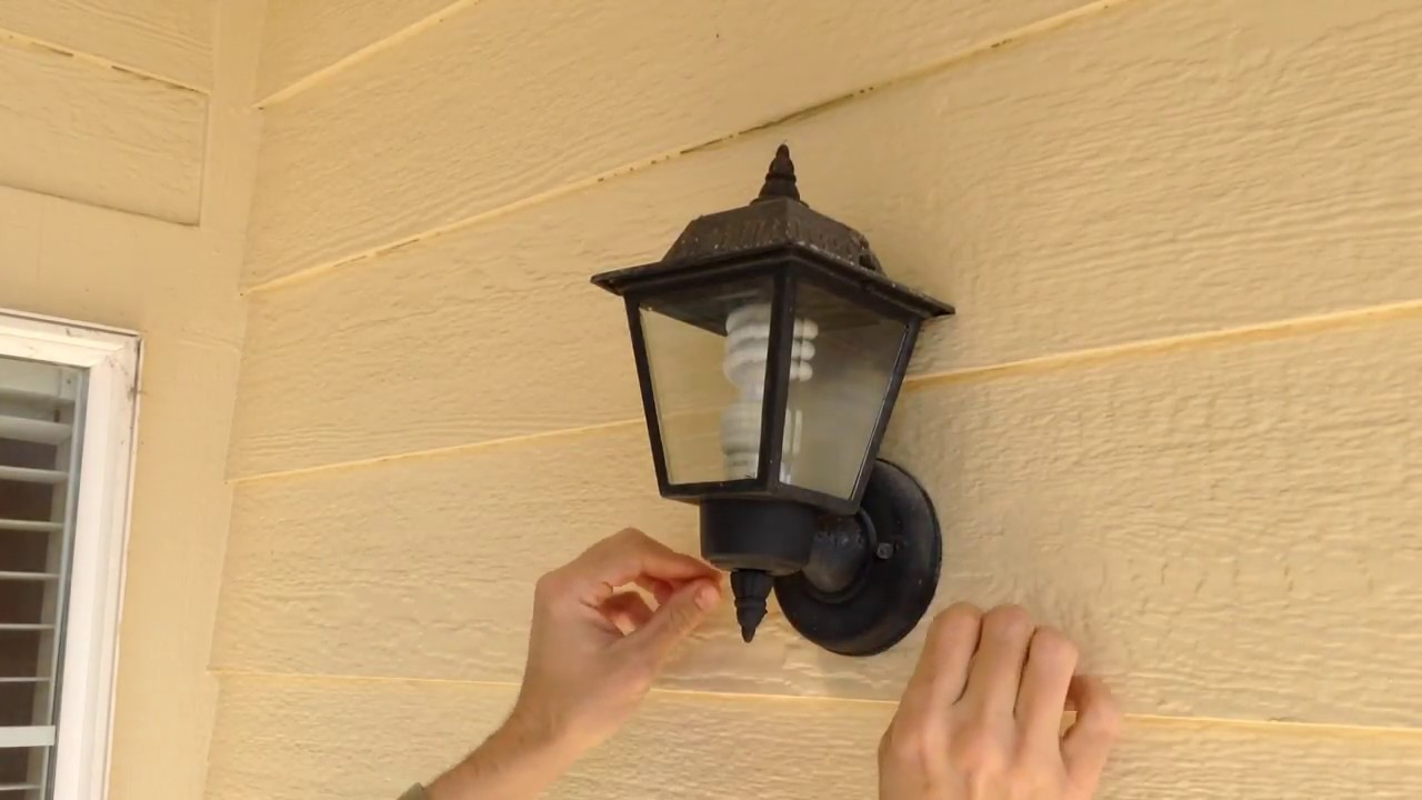 How to remove a wall sconce youtube how to remove a wall sconce arubaitofo Images