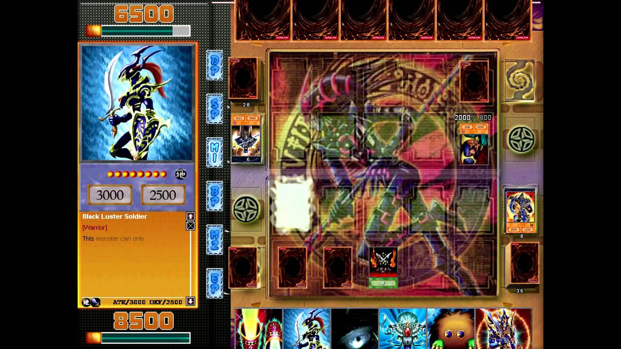 yu-gi-oh the legend reborn - power of chaos mod by ristar87