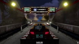 TrackMania 2: Canyon HD PC Gameplay