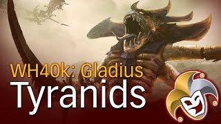 WH40K GLADIUS ~ TYRANIDS ~ 01 Don't Stray Too Far