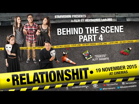 RELATIONSHIT Behind The Scene Part 4