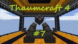 A Complete Guide To Thaumcraft 4 - Part 7 - Thaumium and Gold Wand Caps