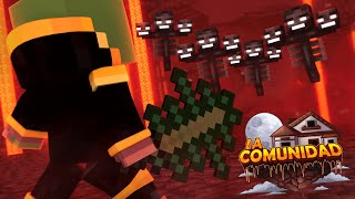 🩸 ¡4 WITHER BOSSES CONTRA 1 VAMPIRO! 🔥 La Comunidad #31