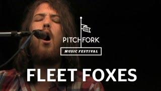 Смотреть клип Fleet Foxes - English House