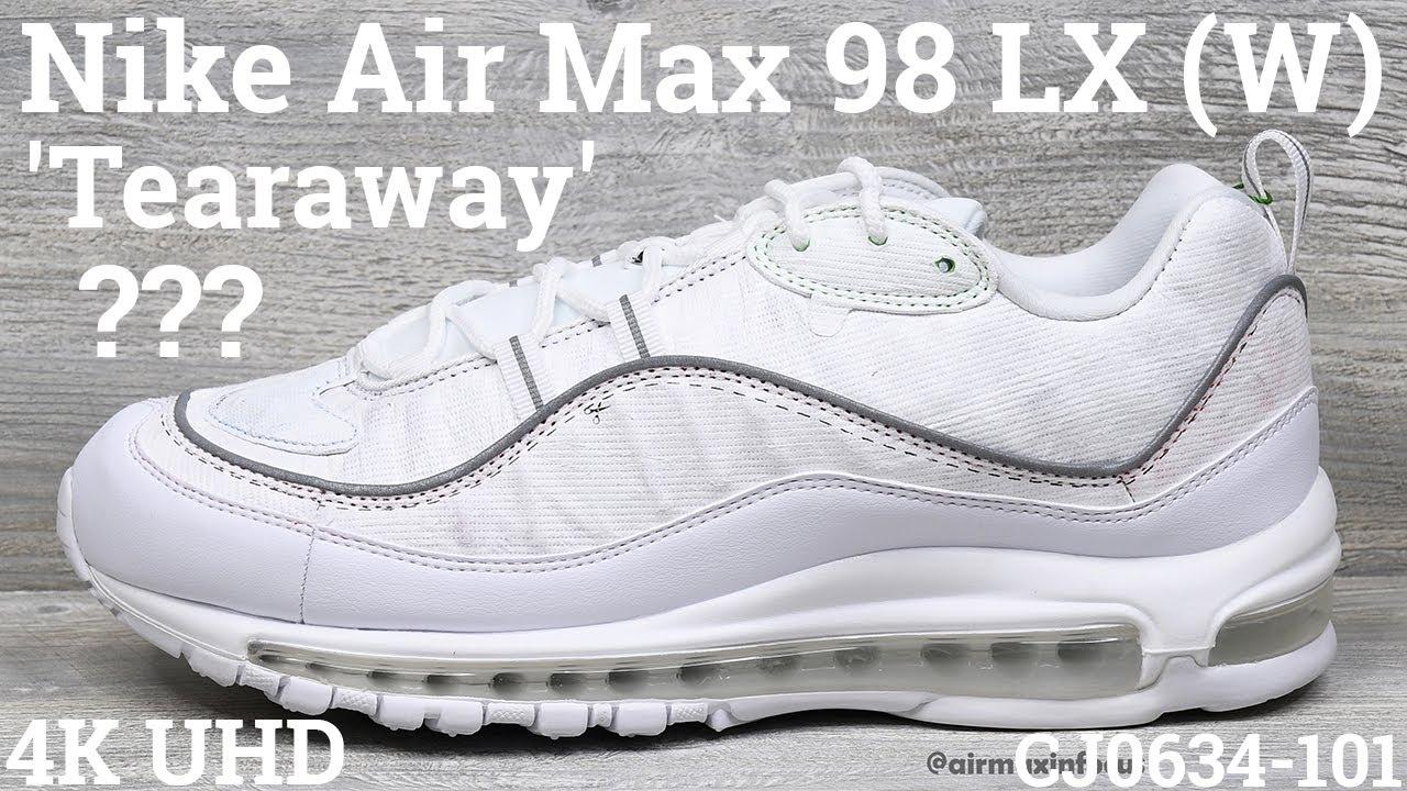 air max 98 lx