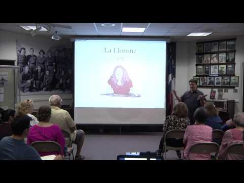Mission TX - Oral history presentation with Dr. David Bowles
