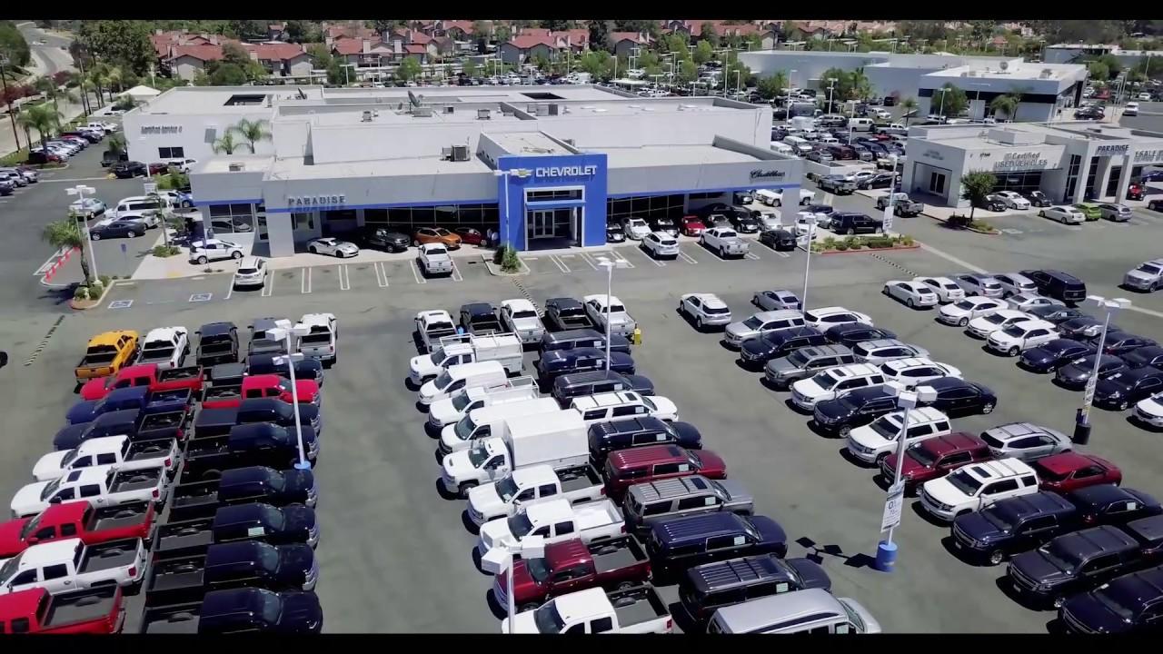 Paradise Chevrolet Cadillac