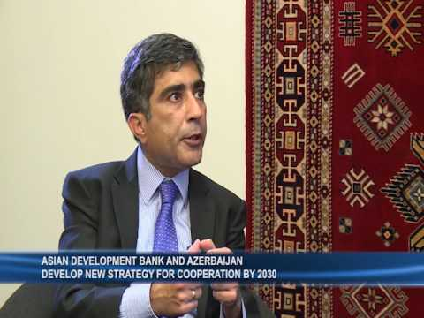 ASIAN DEVELOPMENT BANK AND AZERBAIJAN DEVELOP NEW STRATEGY FOR COOPERATION BY 2030 (26.05.2017)
