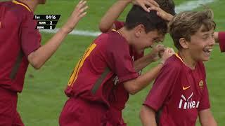 Roma - Borussia Dortmund - Final 1°/2° - Lugano Champions Trophy U12 2018