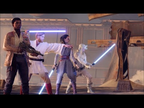 Star Wars Battlefront 2 Heroes Vs Villains 615 I Feel Bad For Them thumbnail