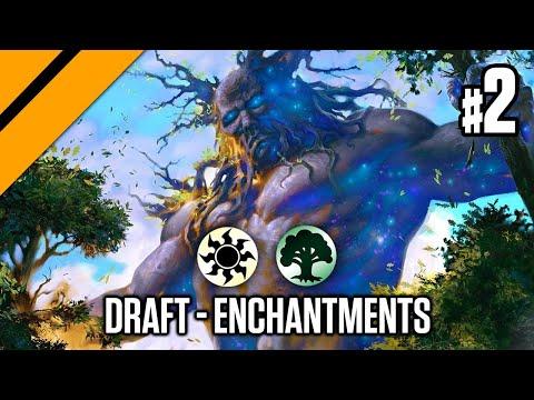 Selesnya Enchantments - Bo3 Draft | Theros Beyond Death | Limited | MTG Arena