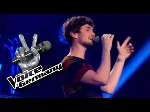 Teesy feat. Cro - Jackpot | Friedemann Petter Cover | The Voice of Germany | Blind Auditions