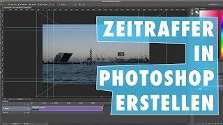 Zeitraffer mit Photoshop erstellen