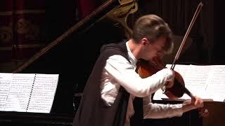 Henri Vieuxtemps - Viola Sonata, Lazar Miletic-viola & Srdjana Jovanovic-piano