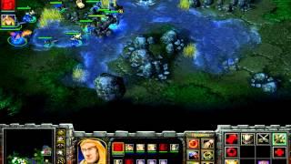 Прохождение Warcraft 3: Reign of Chaos - Культ проклятых #6