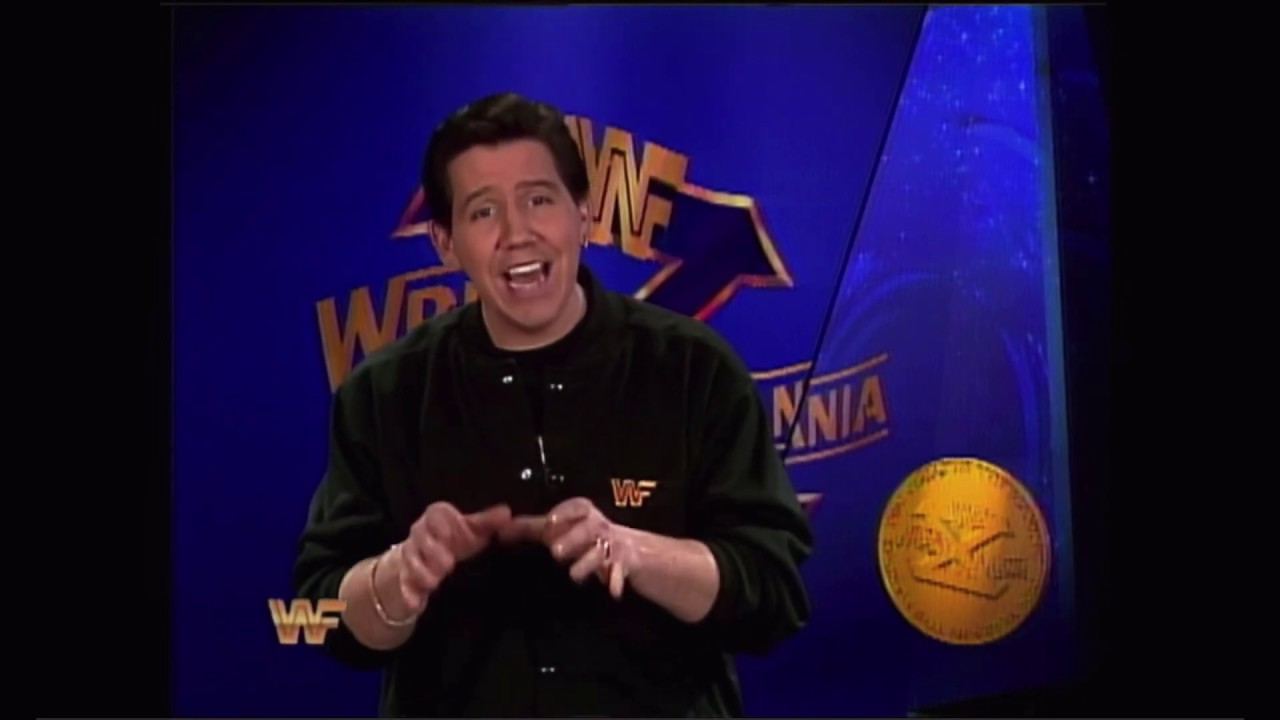 Download Wrestlemania X Report