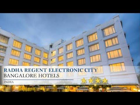 Radha Regent Electronic City - Bangalore Hotels, India