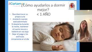 ABC del Neurodesarrollo 3/5 El sueño y los Niños