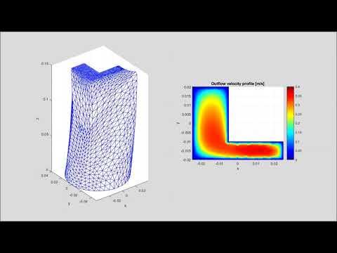 QuickerSim - Shape Optimization of the Precision Die