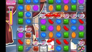 Candy Crush Saga Level 1106 (No booster, 3 Stars)