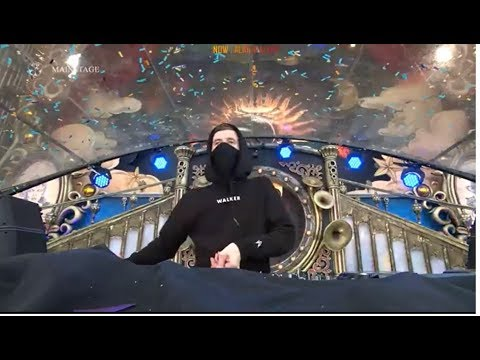 Vivir mi Vida- Marc Anthony| ALAN WALKER (REMIX)|TOMORROWLAND