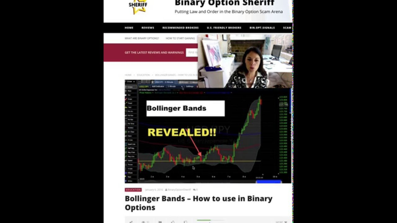 Options trading using bollinger bands 2560