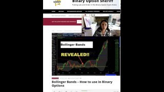 Bollinger Bands Tutorial. How to Profit with binary options trading using signals
