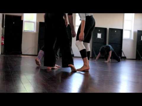 Perth Contact Improvisation - organic performance