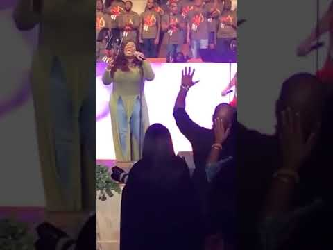 Tasha Cobbs Album Release Wonderful Grace live