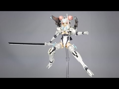 Kotobukiya Frame Arms Girl Baihu - # 128