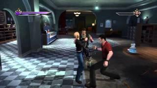 Xbox Longplay [019] Buffy the Vampire Slayer: Chaos Bleeds (Part 2, Blood Factory / Magic Box)