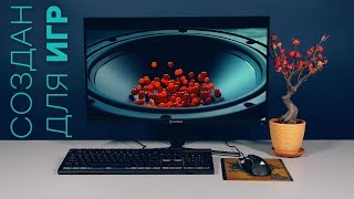 Изогнутый, игровой. Обзор монитора Aopen 27HC1R
