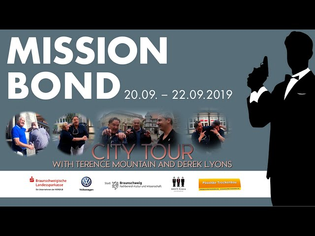 MISSION BOND 2019 - City Tour with Terence Mountain and Derek Lyons