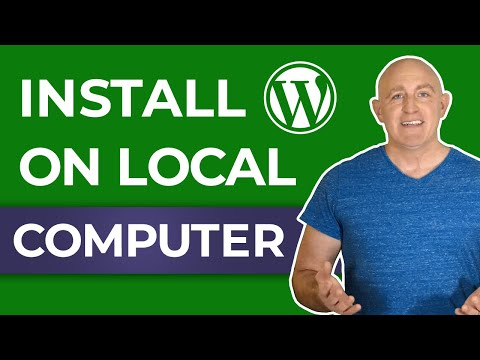 How to Install WordPress Locally on your Computer – 2019