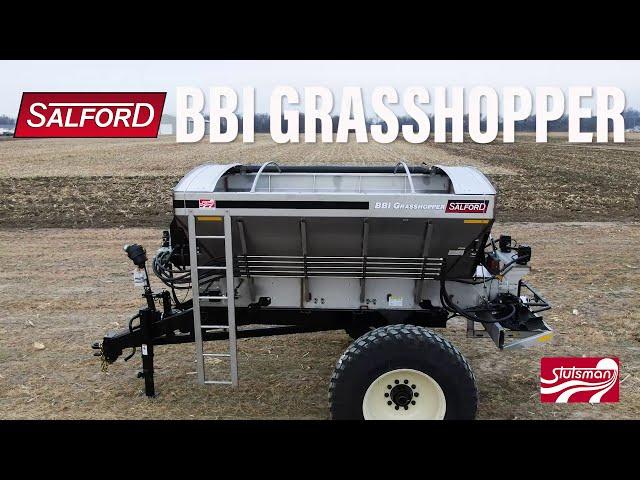 Salford BBI Grasshopper Spreader