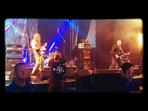 "Warrant ""The Enforcer"" live WOA 2017"