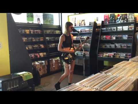 Pay Attention by Colleen Green @ Radioactive Records on 8/16/15