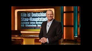 Die Stau-Hauptstadt Deutschlands - TV total